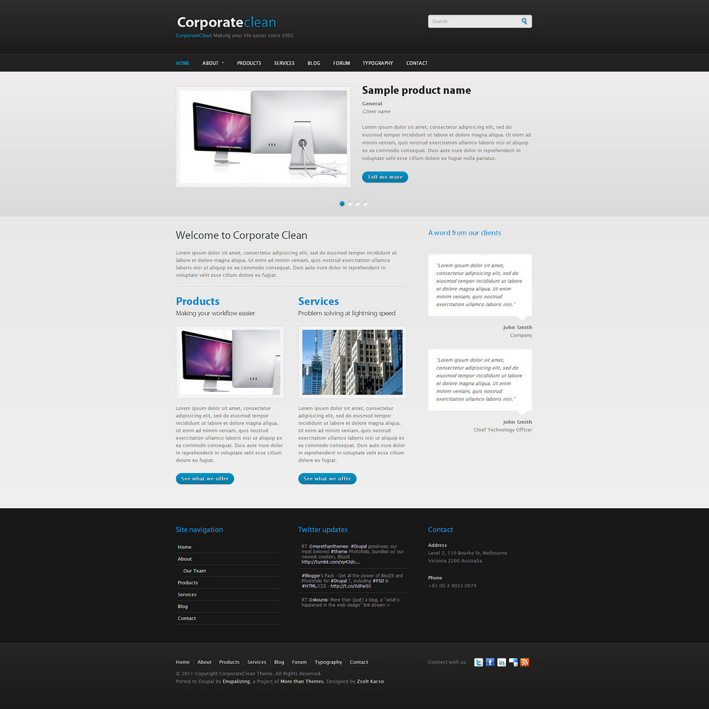 drupal templates how to